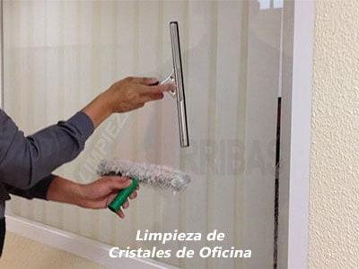 Limpieza de Cristales de Oficinas y Edificios en Madrid