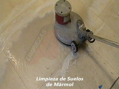 Limpieza de Suelos de Mármol en Madrid
