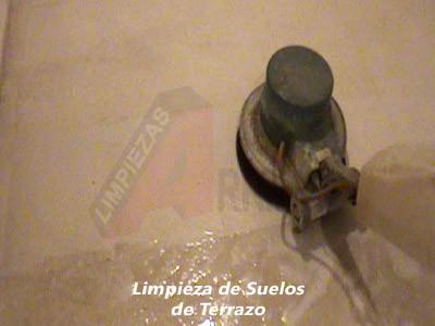 Limpieza de Suelos de Terrazo en Madrid
