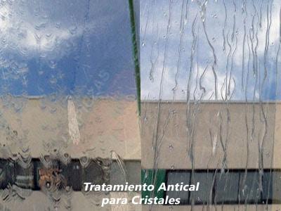 Tratamiento Antical para Cristales