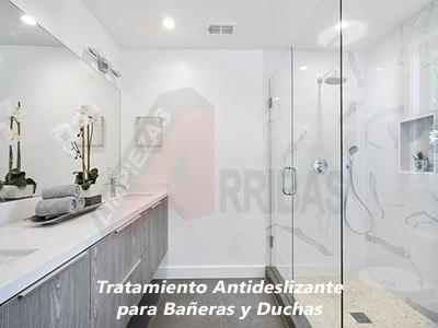 Tratamiento Antideslizante para Bañeras y Duchas