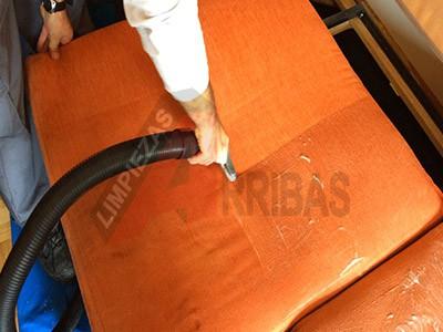 Limpieza de Tapicerías de Sofás en Madrid