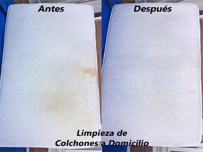 Limpieza de Colchones a Domicilio en Madrid